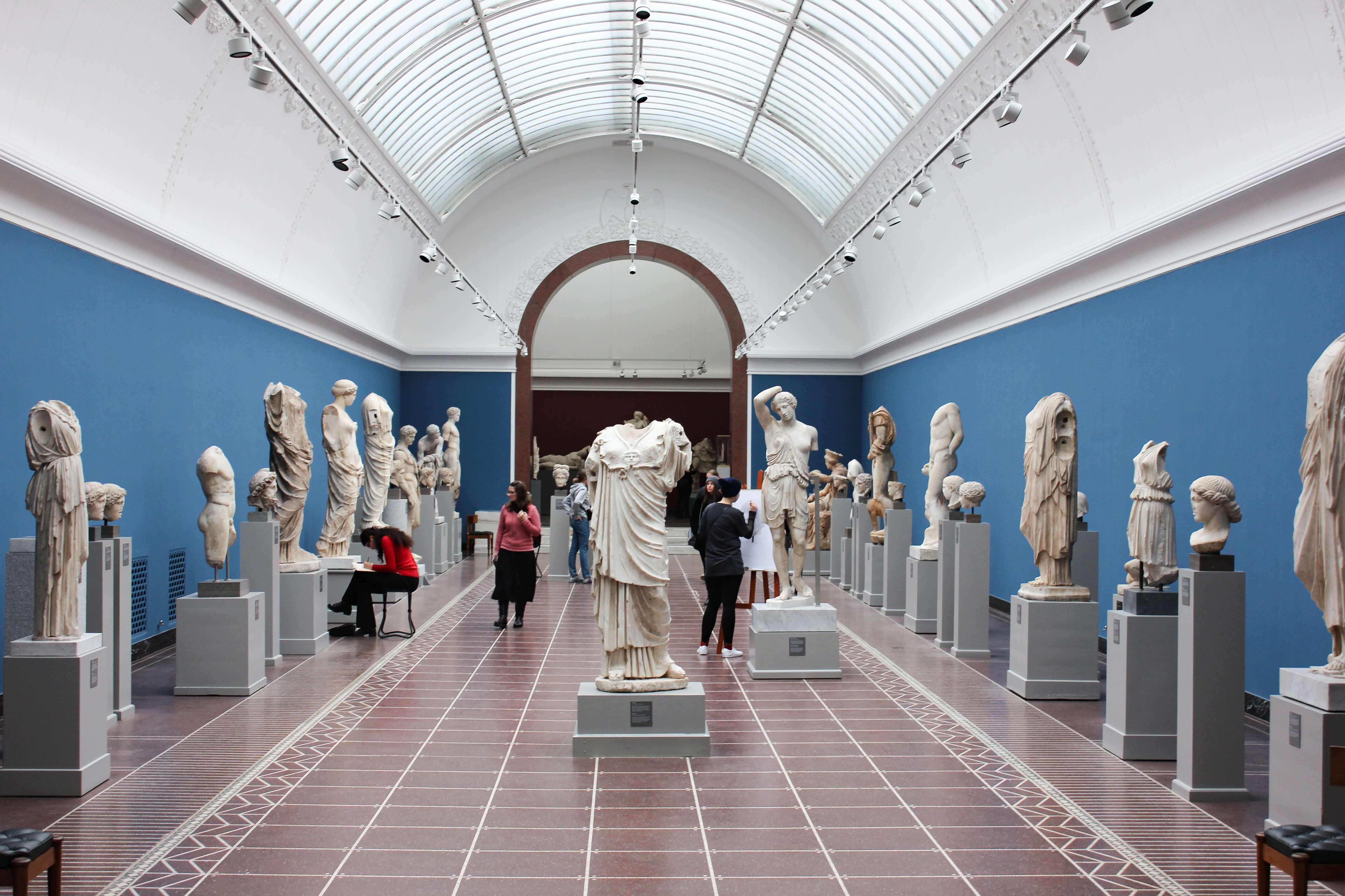 Musées originaux Paris