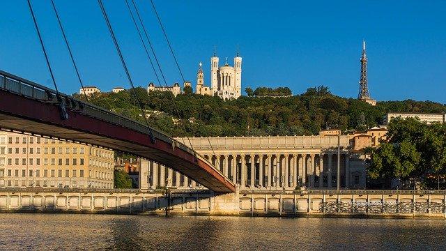 visite guidée Lyon à pied